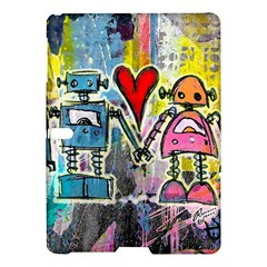 Graffiti Pop Robot Love Samsung Galaxy Tab S (10.5 ) Hardshell Case