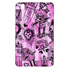 Pink Scene Kid Sketches Samsung Galaxy Tab Pro 8 4 Hardshell Case