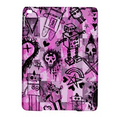 Pink Scene Kid Sketches Apple iPad Air 2 Hardshell Case