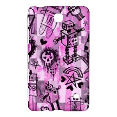 Pink Scene Kid Sketches Samsung Galaxy Tab 4 (7 ) Hardshell Case