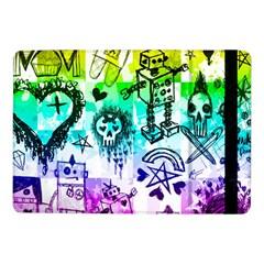 Rainbow Scene Kid Sketches Samsung Galaxy Tab Pro 10.1  Flip Case