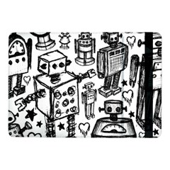 Robot Crowd Samsung Galaxy Tab Pro 10.1  Flip Case