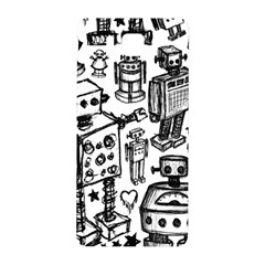 Robot Crowd Samsung Galaxy Alpha Hardshell Back Case