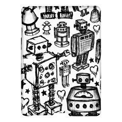 Robot Crowd Samsung Galaxy Tab S (10.5 ) Hardshell Case