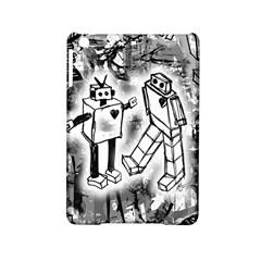Robot Love Apple Ipad Mini 2 Hardshell Case