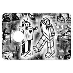 Robot Love Kindle Fire Hdx Flip 360 Case