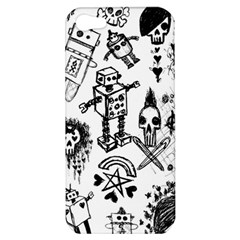 Scene Kid Sketches Apple Iphone 5 Hardshell Case