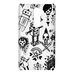 Scene Kid Sketches LG G2 Hardshell Case