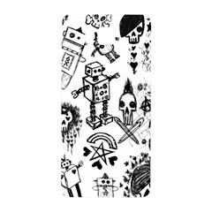 Scene Kid Sketches Samsung Galaxy Alpha Hardshell Back Case