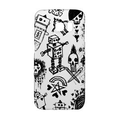 Scene Kid Sketches Samsung Galaxy S6 Edge Hardshell Case