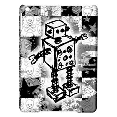 Sketched Robot Apple Ipad Air Hardshell Case