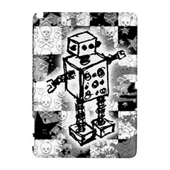 Sketched Robot Samsung Galaxy Note 10 1 (p600) Hardshell Case