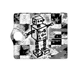 Sketched Robot Kindle Fire HDX 8.9  Flip 360 Case