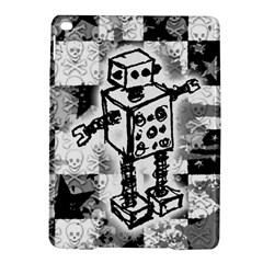Sketched Robot Apple iPad Air 2 Hardshell Case