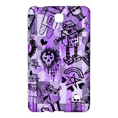 Purple Scene Kid Sketches Samsung Galaxy Tab 4 (8 ) Hardshell Case