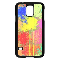 Colorful paint spots	Samsung Galaxy S5 Case
