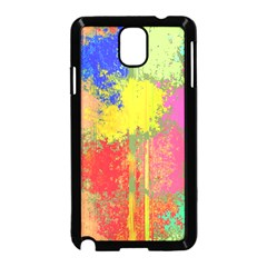 Colorful paint spots Samsung Galaxy Note 3 Neo Hardshell Case