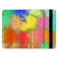 Colorful paint spotsSamsung Galaxy Tab Pro 12.2  Flip Case