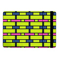 Pink green blue rectangles pattern	Samsung Galaxy Tab Pro 10.1  Flip Case