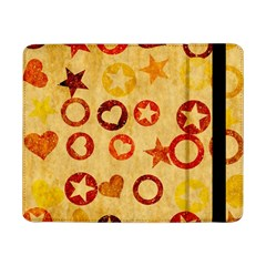Shapes on vintage paperSamsung Galaxy Tab Pro 8.4  Flip Case