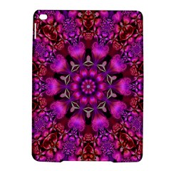 Pink Fractal Kaleidoscope  Apple iPad Air 2 Hardshell Case
