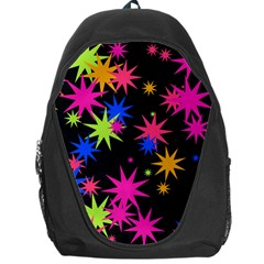 Colorful Stars Pattern Backpack Bag
