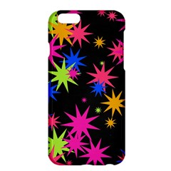 Colorful Stars Pattern	apple Iphone 6 Plus Hardshell Case