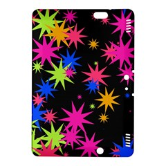 Colorful Stars Pattern	kindle Fire Hdx 8 9  Hardshell Case
