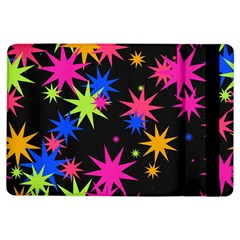 Colorful stars pattern	Apple iPad Air Flip Case