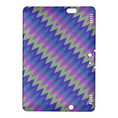 Diagonal chevron pattern	Kindle Fire HDX 8.9  Hardshell Case
