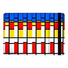 Colorful rectangles pattern	Samsung Galaxy Tab Pro 10.1  Flip Case