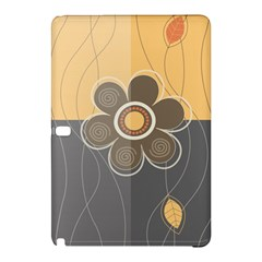 Floral Design Samsung Galaxy Tab Pro 10.1 Hardshell Case