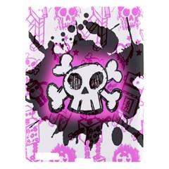 Cartoon Skull  Apple Ipad 3/4 Hardshell Case