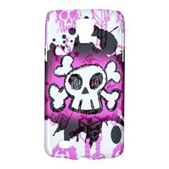 Cartoon Skull  Samsung Galaxy S4 Active (i9295) Hardshell Case