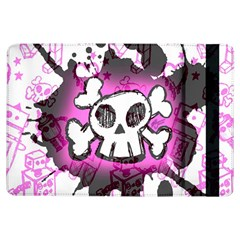 Cartoon Skull  Apple iPad Air Flip Case