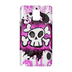 Cartoon Skull  Samsung Galaxy Note 4 Hardshell Case