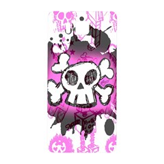 Cartoon Skull  Samsung Galaxy Alpha Hardshell Back Case