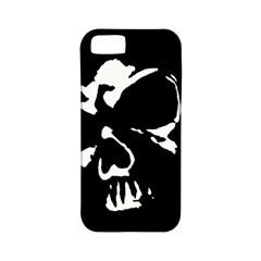 Gothic Skull Apple Iphone 5 Classic Hardshell Case (pc+silicone)