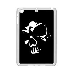 Gothic Skull Apple Ipad Mini 2 Case (white)