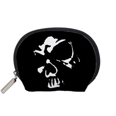 Gothic Skull Accessory Pouch (small)