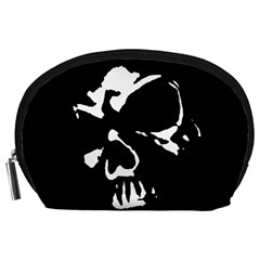 Gothic Skull Accessory Pouch (large)