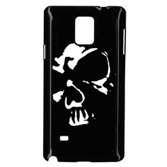 Gothic Skull Samsung Galaxy Note 4 Case (black)