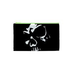 Gothic Skull Cosmetic Bag (xs)