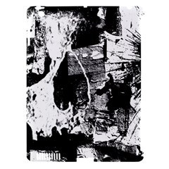 Grunge Skull Apple Ipad 3/4 Hardshell Case (compatible With Smart Cover)