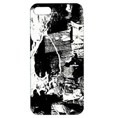 Grunge Skull Apple Iphone 5 Hardshell Case With Stand