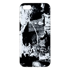 Grunge Skull Apple Iphone 5 Premium Hardshell Case