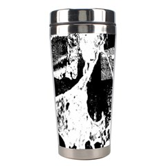 Grunge Skull Stainless Steel Travel Tumbler