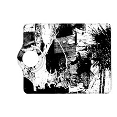 Grunge Skull Kindle Fire HD (2013) Flip 360 Case