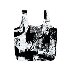 Grunge Skull Reusable Bag (s)