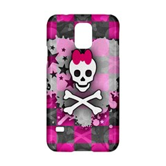 Princess Skull Heart Samsung Galaxy S5 Hardshell Case